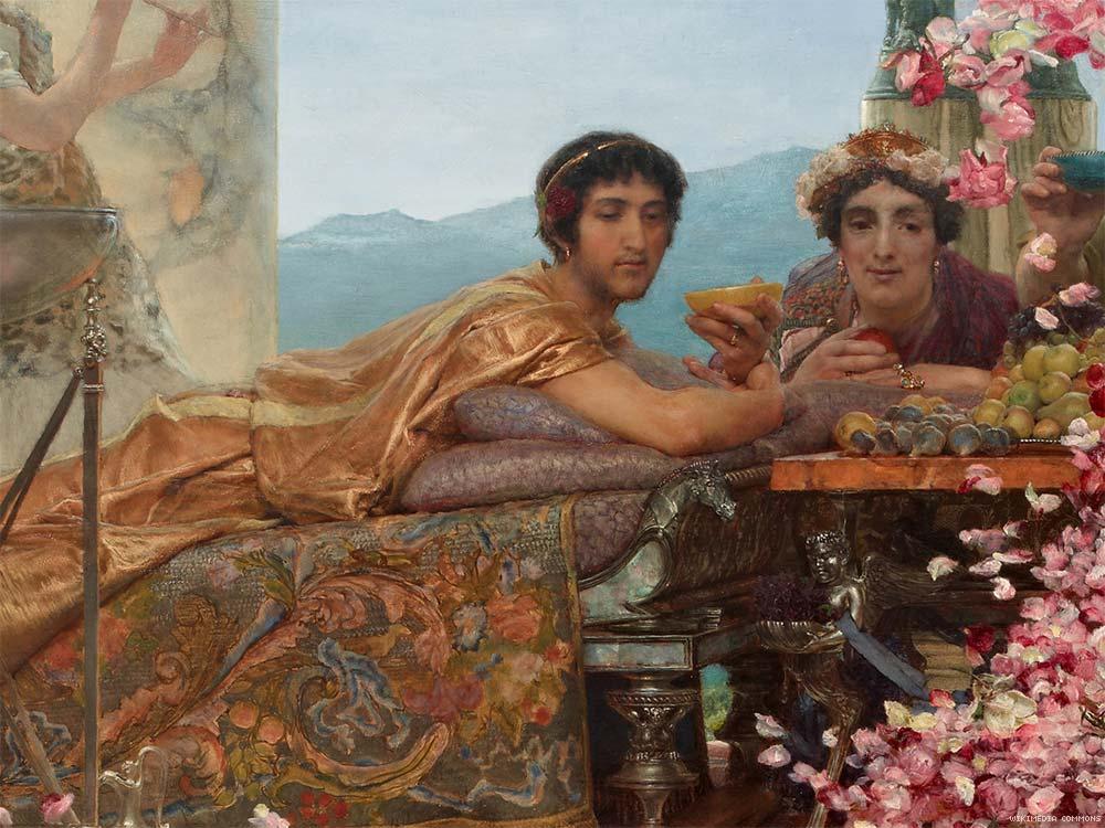 Elagabalus-Hierocles - Love and Marriage - Mythology - Mythos
