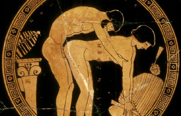 Greek-sex - Love and Marriage - Mythology - Mythos