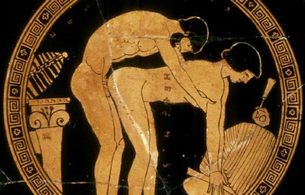 Greek-sex - Love and Marriage - Mythology - Mythos