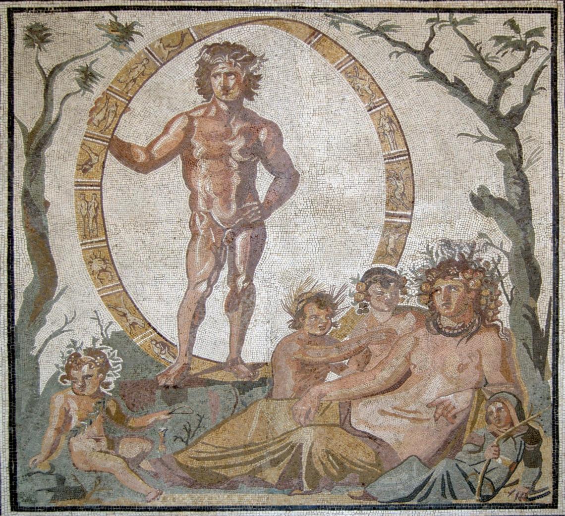 Uranus - Love and Marriage - Mythology - Mythos