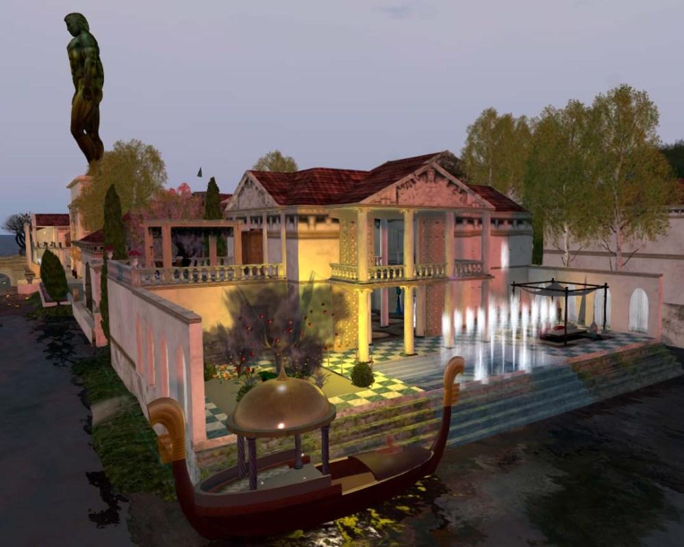 Mythos Themyscira (The City) - Villa Mediis Aquis
