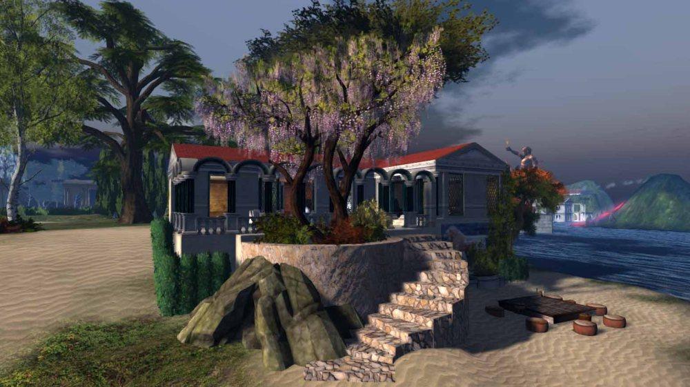 Mythos Notos - Beach House